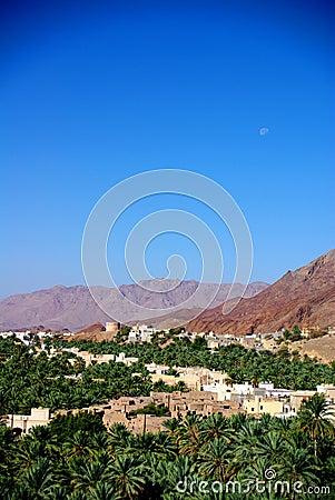 Free Birkat Al Mawz View Royalty Free Stock Images - 47641379