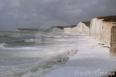 Birling Gap, English Beach Sussex