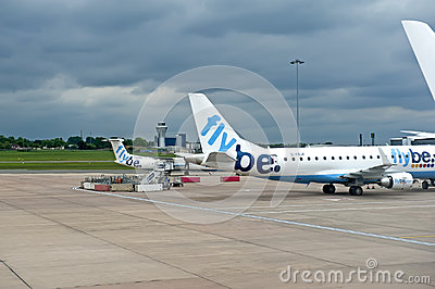 Birmingham International Airport Editorial Photography