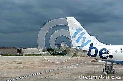 Birmingham International Airport Editorial Stock Photo