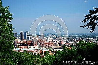 Birmingham Overlook