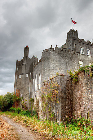 Birr Castle in Co.Offaly - Ireland.