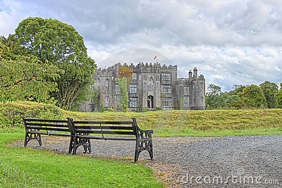 Birr Castle in Ireland.