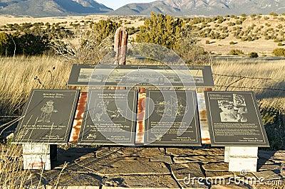 Birth place  where Smokey the Bear was found Editorial Stock Image
