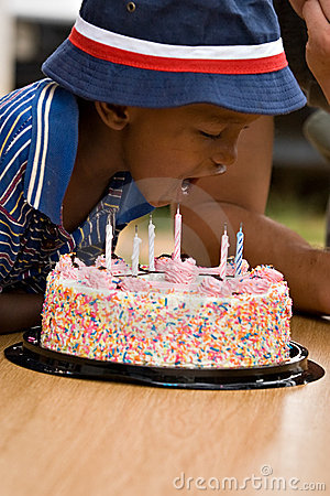 Free Birthday Boy Stock Images - 3190264