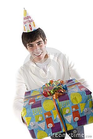 Free Birthday Boy Stock Images - 8053344