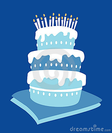 Free Birthday Boy Cake Royalty Free Stock Images - 4258129