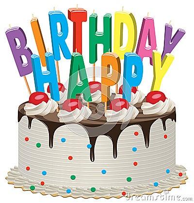 Free Birthday Cake Stock Photo - 14007940