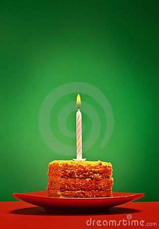 Free Birthday Cake Royalty Free Stock Photo - 18792745