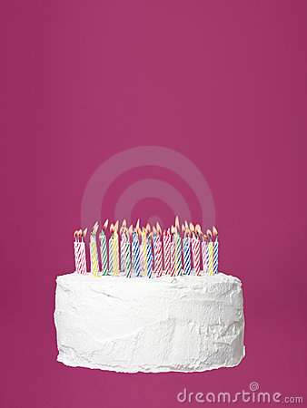 Free Birthday Cake Royalty Free Stock Photography - 9069697
