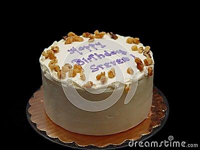 Birthday Cake Steven Six