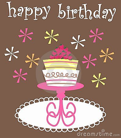 Birthday Card Stock Photo - Image: 15018120