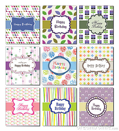 Free Birthday Card Royalty Free Stock Images - 19934239