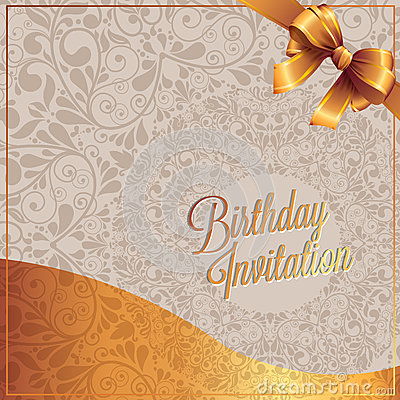 Birthday Card With Background Vector Design Vector Image – Birthday Cards Backgrounds