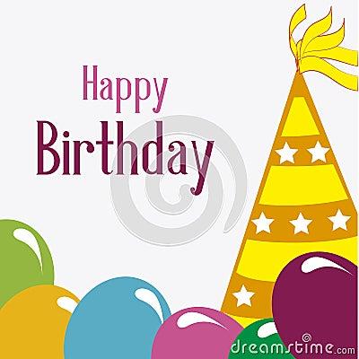 Free Birthday Design Stock Images - 36512654