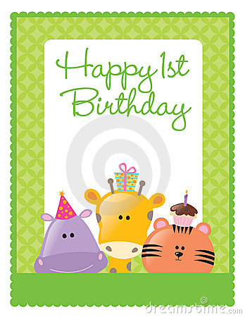 Birthday Flyer/poster Template Royalty Free Stock Photo - Image: 9945705