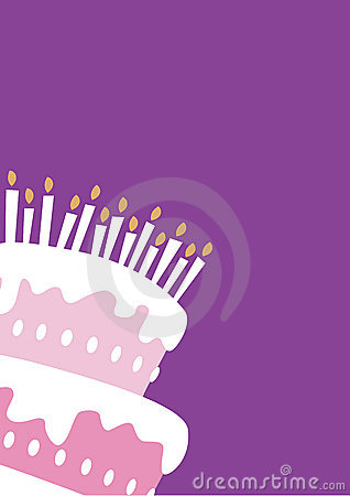 Free Birthday Girl Cake Royalty Free Stock Photo - 5018075