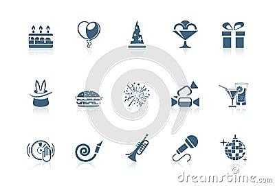 Birthday icons   piccolo series
