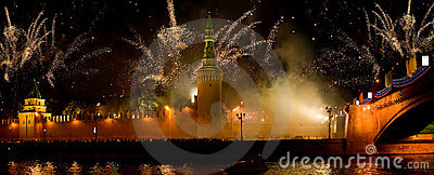 Birthday of Moscow Holiday
