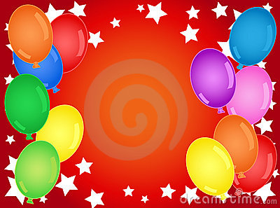 Birthday or other celebration background