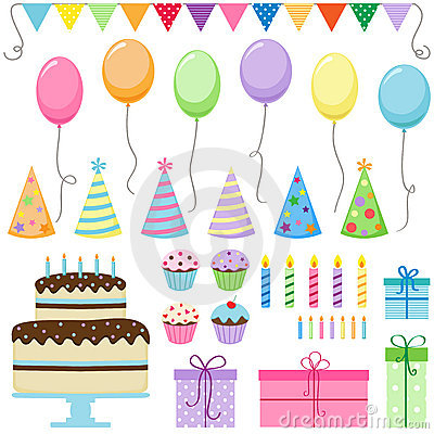 Free Birthday Party Royalty Free Stock Images - 20575529