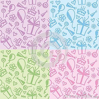 Birthday patterns