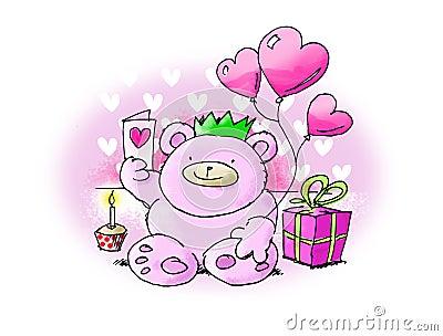 Happy Birthday / Valentines Day