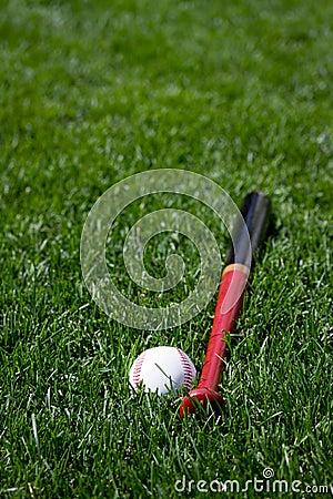 Béisbol y palo