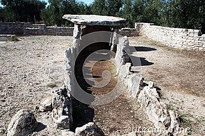 Bisceglie dolmen