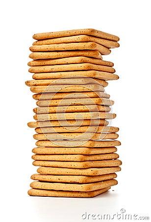 Biscoitos salgados