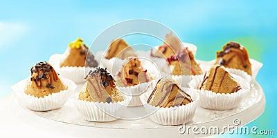Biscuit cakes