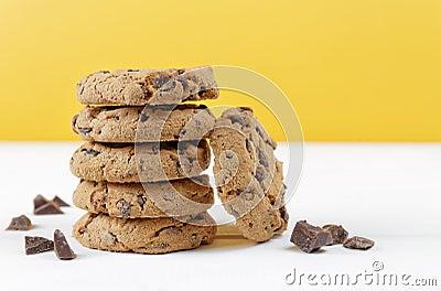 Biscuit cookies table