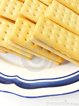 Free Biscuits For Tea Time! Royalty Free Stock Image - 5233866