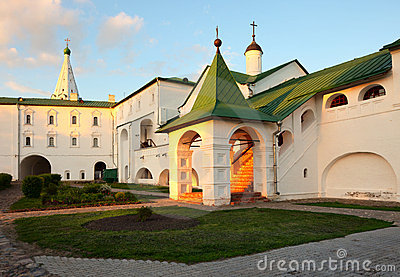 Bishop s Chambers of Suzdal Kremlin.