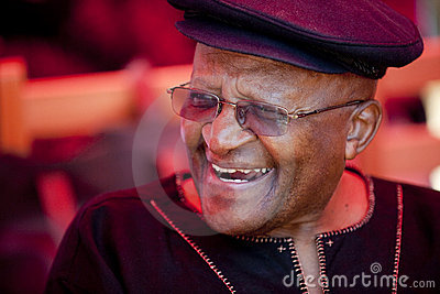 Bishop Tutu Editorial Image