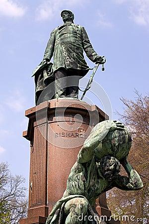 Free Bismarck Memorial Stock Image - 25382761