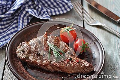 Bistecca arrostita