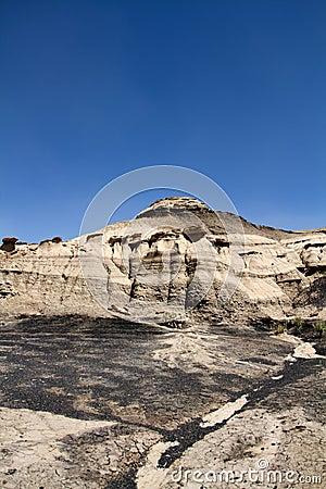 Bisti Wilderness area