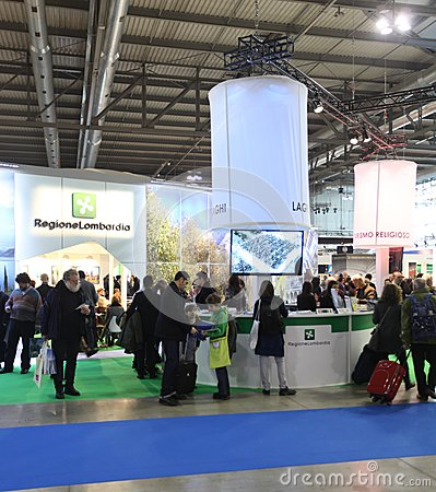 BIT 2013, International Tourism Exchange Editorial Photo