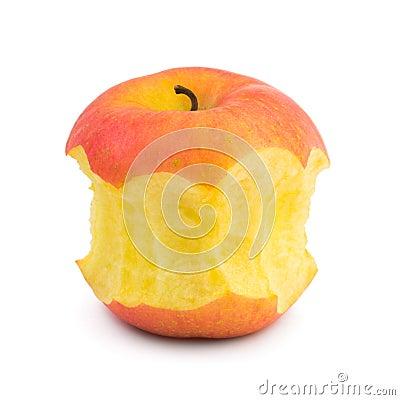 Free Bit Of Apple Stock Photos - 7502123