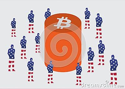 Bitcoin currency curiosity