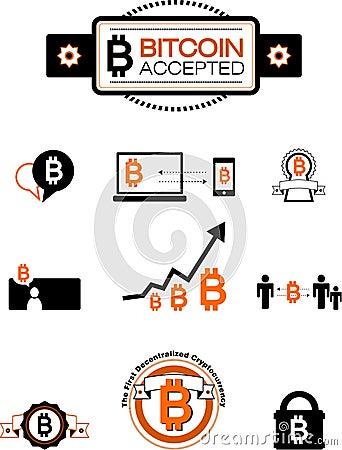 Bitcoin design elements