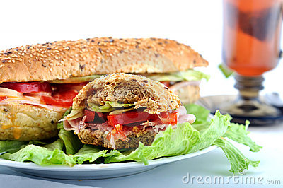 Bite sandwich