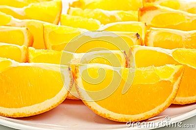 Bite sized orange