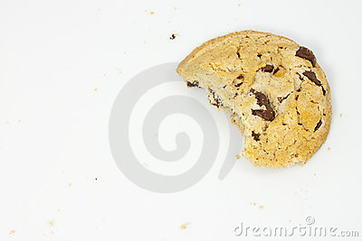 Bited Cookie