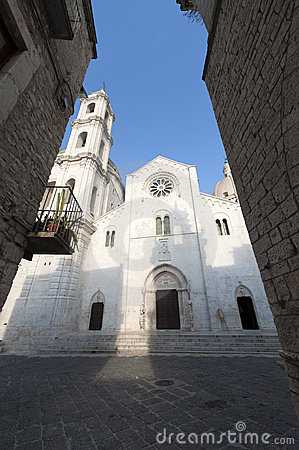 Bitetto (Apulia, Italy) - Old cathedral