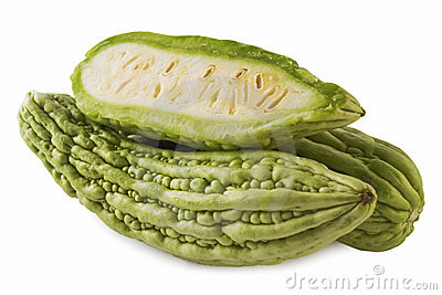 Bitter Melon (with path)