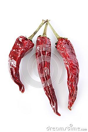 Bitter red pepper