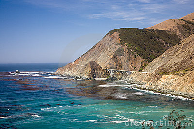 Bixby Creek Arch Bridge