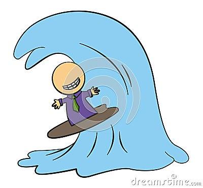 Biz surfing
